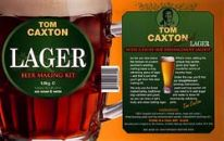 Tom Caxton Traditional Lager 1.8 Kg Beer Kit